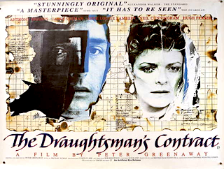 <i>The Draughtsmans Contract</i> 1982 film by Peter Greenaway