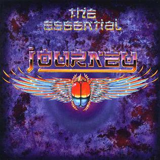 journey. journey the essential journey