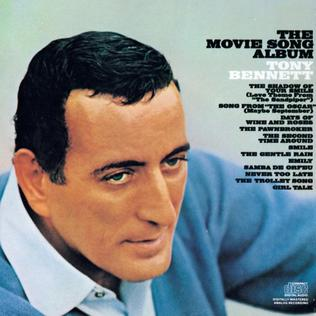 <i>The Movie Song Album</i> 1966 studio album by Tony Bennett