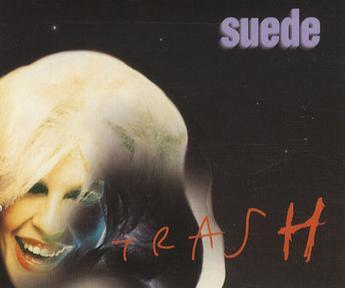 Imagem da capa da música Trash de Suede