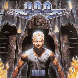 <i>Solid</i> (U.D.O. album) 1997 studio album by U.D.O.
