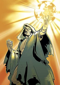 No higher resolution available Ultimate Fantastic Four Dr Doom