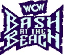 WCW Bash at the Beach Professional wrestling event series