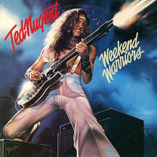 <i>Weekend Warriors</i> (album) 1978 studio album by Ted Nugent