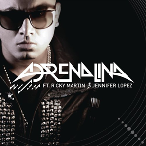 Wisin featuring Ricky Martin and Jennifer Lopez — Adrenalina (studio acapella)