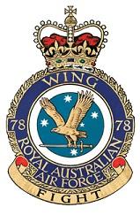 No. 78 Wing RAAF Royal Australian Air Force operational training wing