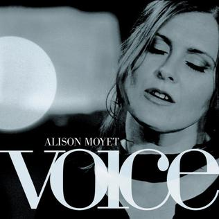 <i>Voice</i> (Alison Moyet album) 2004 studio album by Alison Moyet