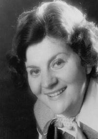 Anne Collins (contralto) British opera singer
