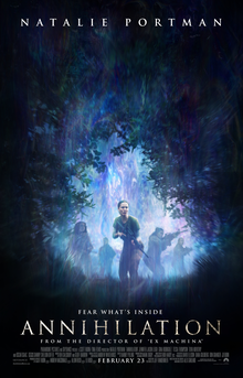 annihilation alex garland natalie portman oscar isaac best films movies 2018