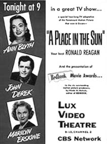 <i>Lux Video Theatre</i> American television anthology series (1950-1957)