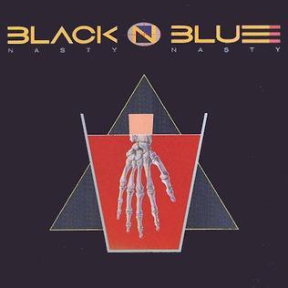 <i>Nasty Nasty</i> 1986 studio album by Black n Blue