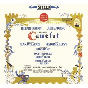 <i>Camelot</i> (musical) stage musical