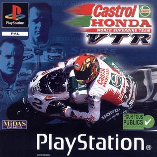 Castrol Honda VTR - Wikipedia