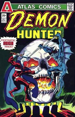 Demon Hunter (comics)