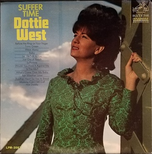 Dottie West-Suffer Time.jpg