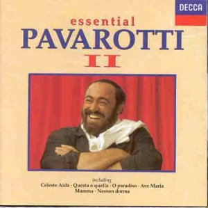 <i>Essential Pavarotti II</i> 1991 greatest hits album by Luciano Pavarotti