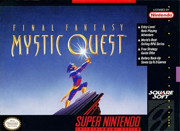 Picture of a game: Final Fantasy Mystic Quest