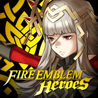 Fire Emblem Heroes 1.0 logo