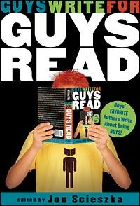 Jon Scieszka Guys Read 32