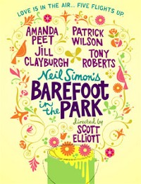<i>Barefoot in the Park</i> play