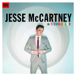 <i>In Technicolor</i> 2014 studio album by Jesse McCartney