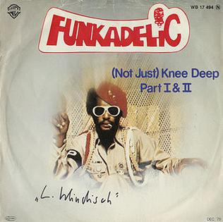 not just knee deep wikipedia