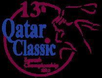 Mens Qatar Classic 2013