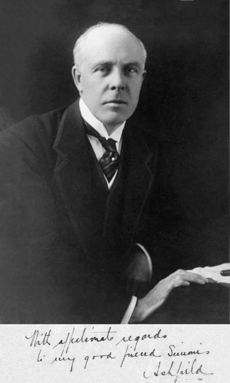 Albert Stanley 1st Baron Ashfield Wikipedia