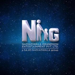 Nadiadwala Grandson Entertainment Indian film production company