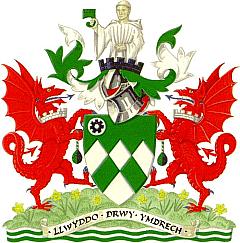 Neath Port Talbot county borough and unitary authority areas