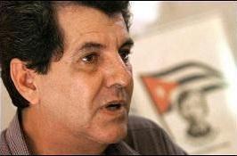 Oswaldo Payá Cuban activist