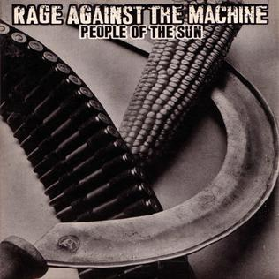 People of the Sun 1996 single by Rage Against the Machine