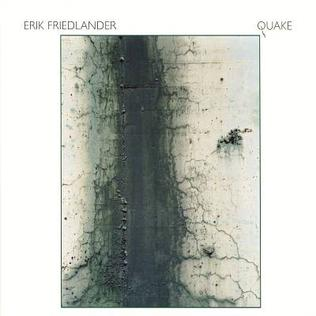 <i>Quake</i> (album) 2003 studio album by Erik Friedlander