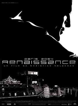 Renaissance (2006) movie poster