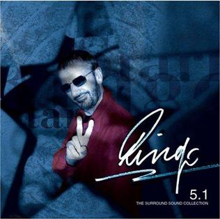 <i>Ringo 5.1: The Surround Sound Collection</i> 2008 compilation album by Ringo Starr
