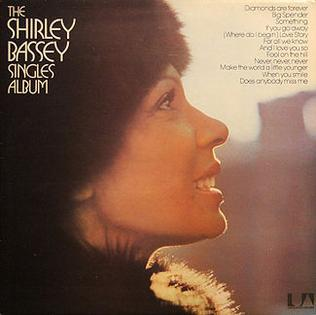 the shirley bassey singles album wikipedia