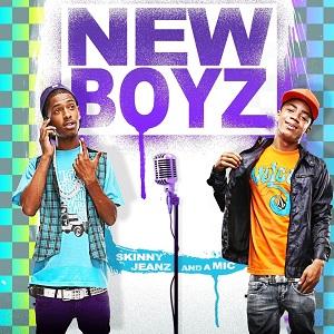 <i>Skinny Jeanz and a Mic</i> 2009 studio album by New Boyz