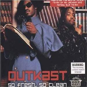 Cover image of song So Fresh, So Clean by OutKast