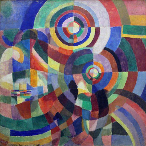 Image result for sonia delaunay orphism