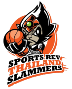 Sports Rev Thailand Slammers logo