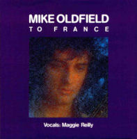Mike Oldfield - To France (studio acapella)