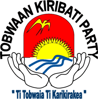 Tobwaan Kiribati Party Political party in Kiribati