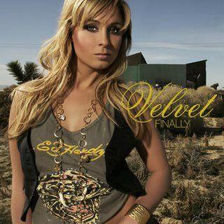 <i>Finally</i> (Velvet album) 2006 studio album by Velvet