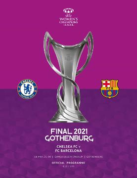 2021 UEFA Women's Champions League Final - Wikipedia