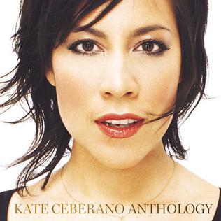 Kate Ceberano Australian singer