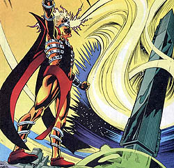 Tiger (DC Comics) fictional comic book character