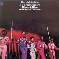 <i>Black & Blue</i> (Harold Melvin & the Blue Notes album) 1973 studio album by Harold Melvin & the Blue Notes