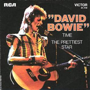 time david bowie song wikipedia