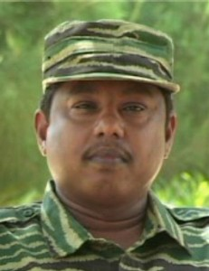 Theepan Sri Lankan Tamil militant