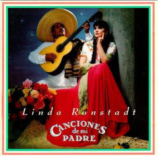 <i>Canciones de Mi Padre</i> 1987 studio album by Linda Ronstadt